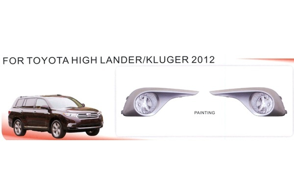 TY-493 TOYOTA HIGH LANDER 2012